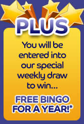 free prize bingo