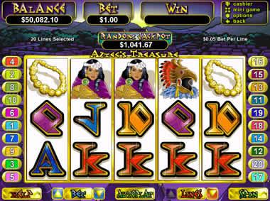 slot machine win real money